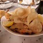 Los calamares fritos no puedes dejar de probarlos