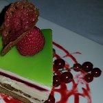 Hungarian layered cake