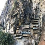 Photo of The Hanging Coffins Of Sagada