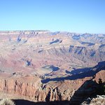 Unkar Delta from Lipan Point, Grand Canyon