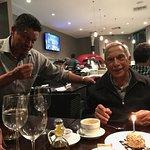 Dr.Grover's Birthday [Angelina Resturant staff wonderful}|
