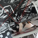 An interesting piece representing Berlin called Rock Drop