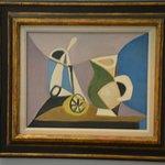 A lone Picasso