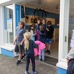 Kids Love Murphy's Handmade Ice Cream in Dingle