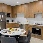 Two Bedroom Modern Suite - Kitchen