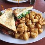 Cathy's Sandwich