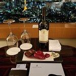 Happy Birthday treat from hotel staff