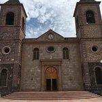 Fachada catedral de la Paz.