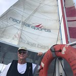 Under sail and ready for a carribean adventure