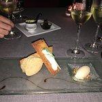 Foie Gras! So good! (French restaurant in Grand classe)