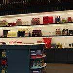 Gift shop display.