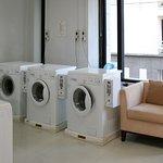Launderette Room