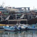 Paljon erilaisia veneitä