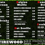 Firewood Grill and Gelato