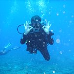 Certified Open Water diver thanx to Adventure Mania!