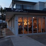 Hugo's open Wed - Sat for late dinner, Sunday until 6