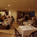 Fine dining with a la carte menu