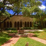 The Ancient Spanish Monastery Foto