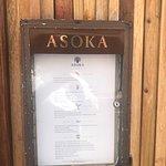 صورة فوتوغرافية لـ Asoka