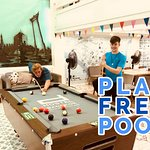 Free Play for POOL TABLE, let's have fun