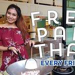 Free Pad Thai every Friday
