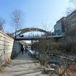 Photo of Cheonggyecheon Stream