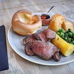 Sunday....the day of roast!