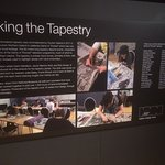 The making of the tapestry