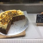 Quite possibly the best carrot cake in the world