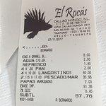 Bilde fra El Rocas