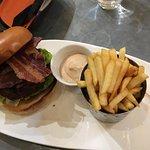 Burger, Brazz, Castle Hotel, taunton