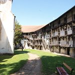 Richness of Saxon heritage in Transylvania: PREJMER fortress;more on Saxon Heritage in Transylva