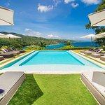 The pool at Premium Luxury Villa 20.