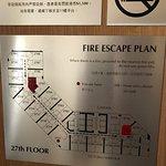 Floor Plan 27th floor.