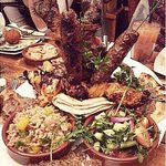 Lebanese Mixed Grill for Two