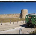Aigues Mortes Remparts, we have a wonderfull day driving around the Camargue region