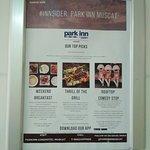 Foto de Park Inn by Radisson Muscat