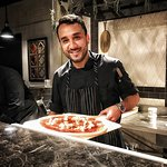 Chef Arnold and Fresh Pizza