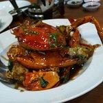 Kepiting Saos Basil