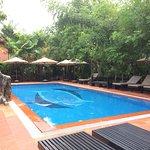 Pool Oasis of calm