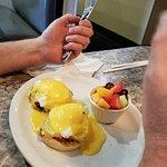 Fantastic eggs Benedict
