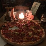 Photo de Rustica Prague - Pizzeria