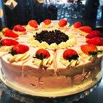 🍓🎂Erdbeere-Crème Torte 🎂🍓