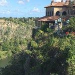 View of Mediterranean Village in Altos de Chavon