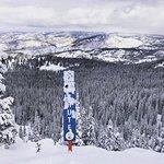 Steamboat Ski Resort Chute 2