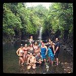 Visiting the Waterfalls