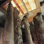 totems of different origins