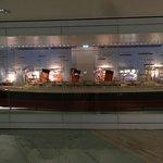 Various model ships display at SeaCity Museum