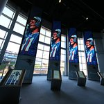 The Hall of Fame Exhibit