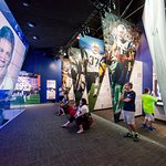 """The """"Super Bowl Experience"""" Exhibit"""